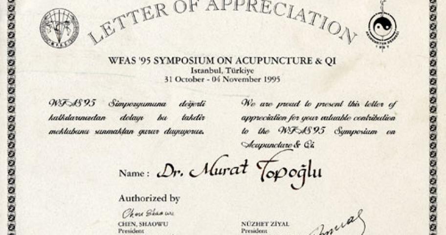 Dr. Murat Topoglu - Diploma 05