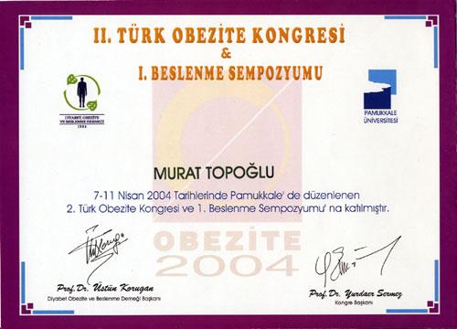 Dr. Murat Topoglu - Diploma 10