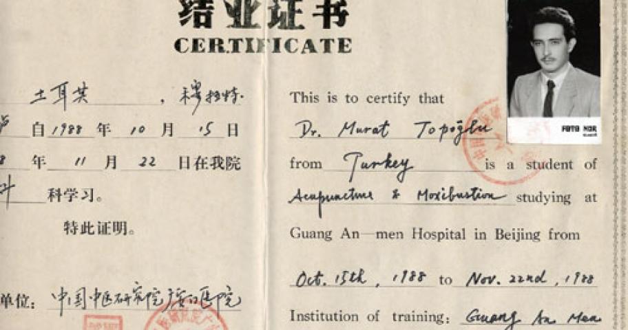Dr. Murat Topoglu - Diploma 25