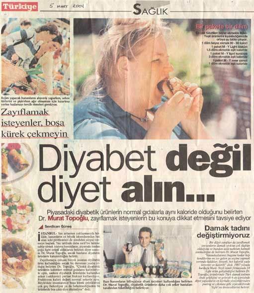 Dr. Murat TOPOĞLU Gazete ve Dergi Haberleri - 02