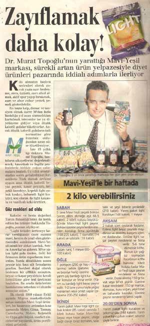 Dr. Murat TOPOĞLU Gazete ve Dergi Haberleri - 03