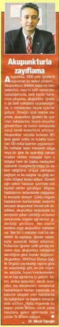 Dr. Murat TOPOĞLU Gazete ve Dergi Haberleri - 08