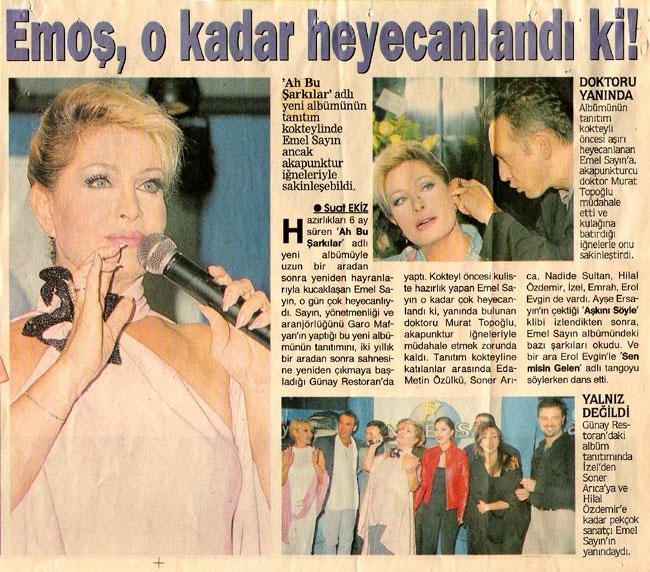 Dr. Murat TOPOĞLU Gazete ve Dergi Haberleri - 12