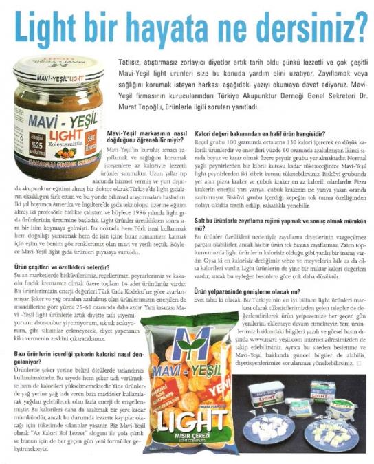 Dr. Murat TOPOĞLU Gazete ve Dergi Haberleri - 16