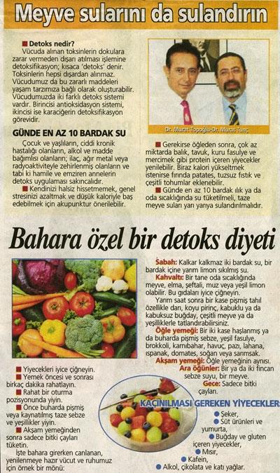 Dr. Murat TOPOĞLU Gazete ve Dergi Haberleri - 18