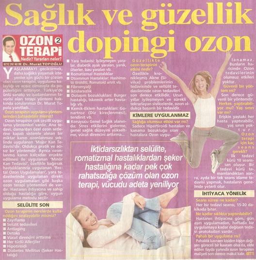 Dr. Murat TOPOĞLU Gazete ve Dergi Haberleri - 41