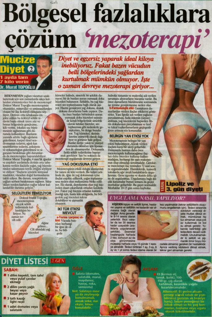 Dr. Murat TOPOĞLU Gazete ve Dergi Haberleri - 61